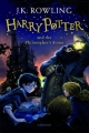 Couverture Harry Potter, tome 1 : Harry Potter à l'école des sorciers Editions Bloomsbury 2014