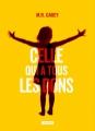 Couverture Celle qui a tous les dons, tome 1 Editions L'Atalante (La Dentelle du cygne) 2014