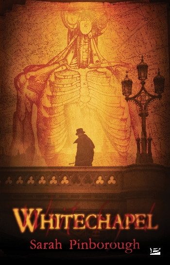 Couverture Whitechapel