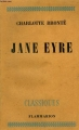 Couverture Jane Eyre Editions Flammarion 1947