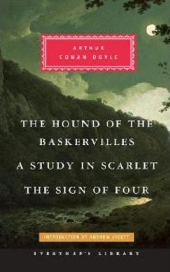 Couverture The Hound of the Baskervilles / A Study in Scarlet / The Sign of Four
