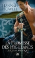 Couverture Le clan Murray, tome 1 : La promesse des highlands Editions Milady (Pemberley) 2013