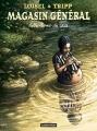 Couverture Magasin général, tome 9 : Notre-Dame-des-Lacs Editions Casterman 2014