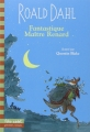Couverture Fantastique maître Renard Editions Folio  (Cadet) 2014