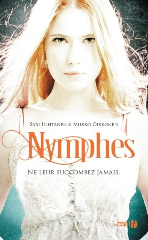 Couverture Nymphes
