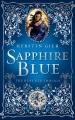 Couverture Trilogie des gemmes, tome 2 : Bleu saphir Editions Henry Holt & Company 2012