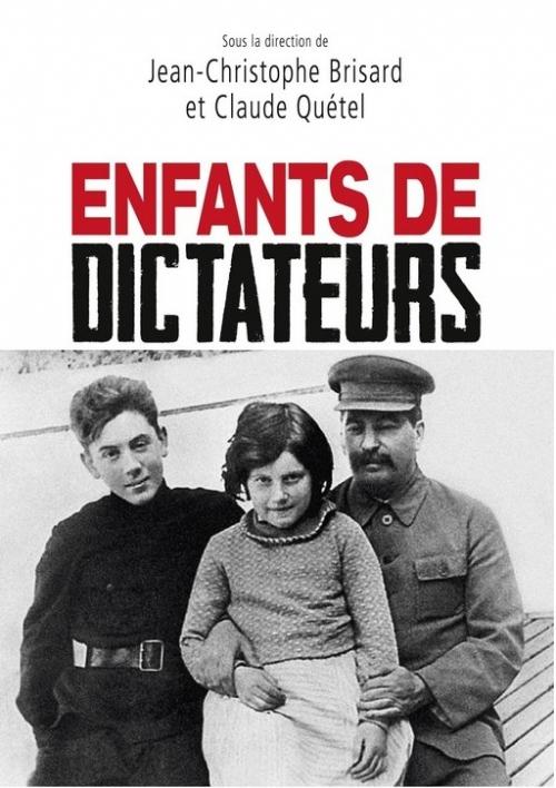Couverture Enfants de dictateurs