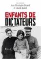 Couverture Enfants de dictateurs Editions First 2014