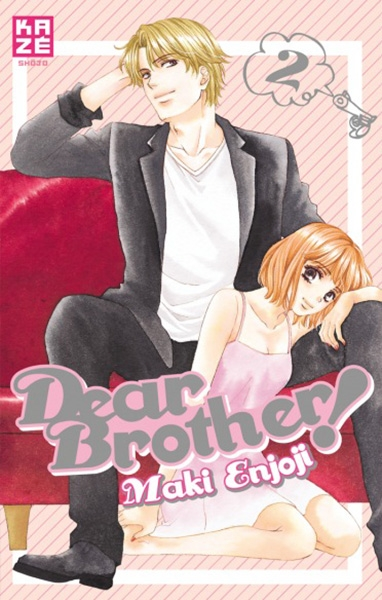 Couverture Dear Brother !, tome 2
