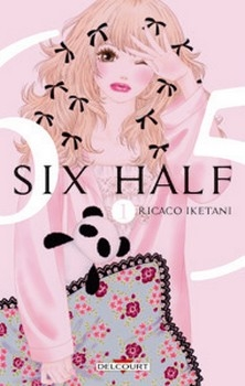 Couverture Six Half, tome 01