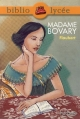 Couverture Madame Bovary Editions Hachette (Biblio lycée) 2014