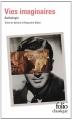 Couverture Vies imaginaires Editions Folio  (Classique) 2014