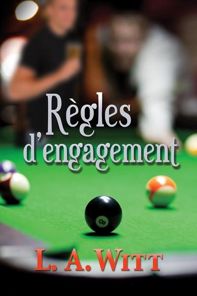 Couverture Règles d'engagement