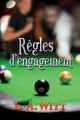 Couverture Règles d'engagement Editions Dreamspinner Press 2014