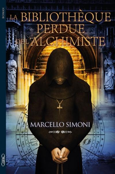 Couverture La bibliothèque perdue de l'alchimiste