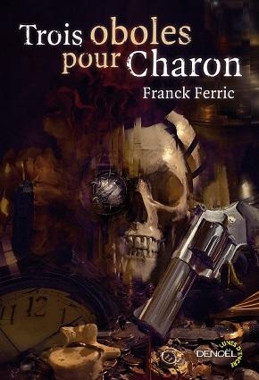 Couverture Trois oboles pour Charon
