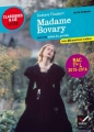 Couverture Madame Bovary Editions Hatier (Classiques & cie - Lycée) 2014