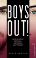 Couverture Boys out ! Editions Hachette (Black moon) 2014