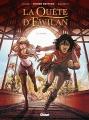 Couverture La quête d'Ewilan (BD), tome 2 : Akiro Editions Glénat 2014