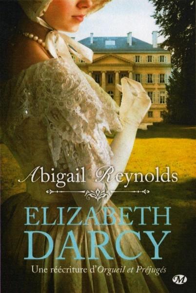 Couverture Elizabeth Darcy