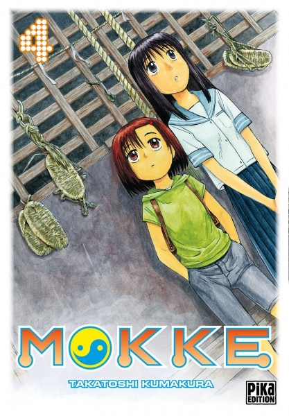 Couverture Mokke, tome 4