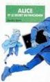 Couverture Alice et le secret du parchemin Editions Hachette (Bibliothèque verte) 1989