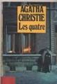 Couverture Les quatre Editions Librairie des  Champs-Elysées  1967