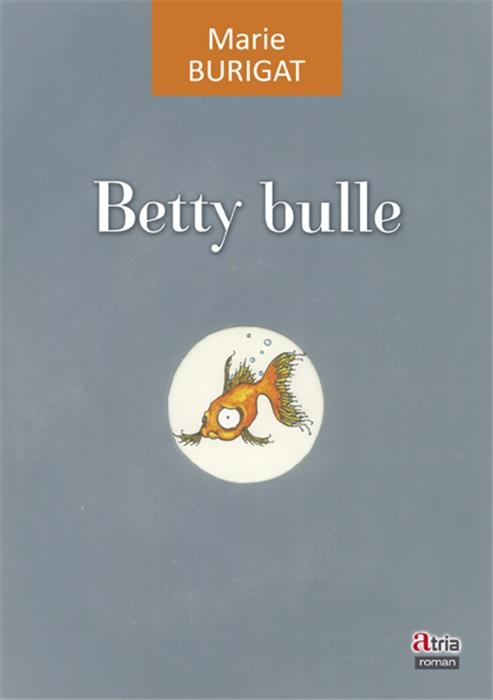 Couverture Betty bulle