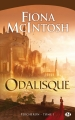 Couverture Percheron, tome 1 : Odalisque Editions Milady 2014