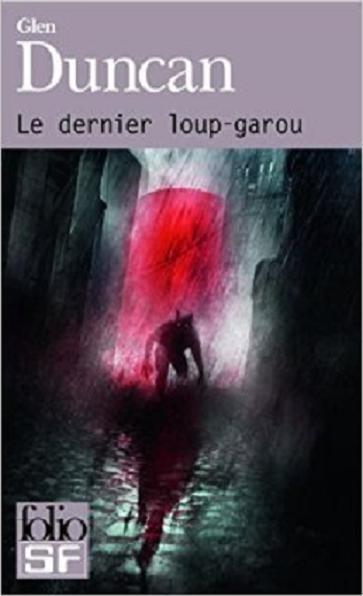 Couverture Le Dernier loup-garou