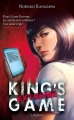 Couverture King's Game (roman), tome 2 : King's Game Extreme Editions Lumen 2014