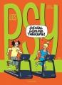 Couverture Les Psy, tome 20 : Génial comme thérapie ! Editions Dupuis 2014