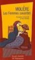 Couverture Les Femmes savantes Editions Flammarion (GF - Etonnants classiques) 1996