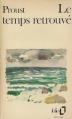 Couverture Le Temps retrouvé Editions Folio  1972