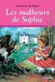 Couverture Les malheurs de Sophie Editions Casterman 2003