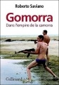 Couverture Gomorra Editions Gallimard  2006