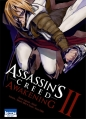 Couverture Assassin's Creed Awakening, tome 2 Editions Ki-oon (Seinen) 2014
