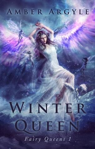 Couverture Fairy Queen, book 1: Winter Queen