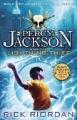Couverture Percy Jackson, tome 1 : Le voleur de foudre Editions Puffin Books 2005
