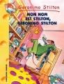 Couverture Mon nom est Stilton, Geronimo Stilton Editions Albin Michel (Jeunesse) 2004