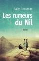 Couverture Les rumeurs du Nil Editions JC Lattès 2014