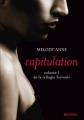 Couverture Surrender, tome 1 : Capitulation Editions Marabout (Red Velvet) 2014