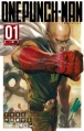 Couverture One-punch man, tome 01 Editions Shueisha 2012