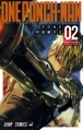 Couverture One-punch man, tome 02 Editions Shueisha 2012
