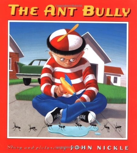 Couverture The Ant Bully