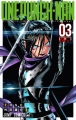 Couverture One-punch man, tome 03 Editions Shueisha 2013