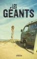 Couverture Les géants Editions Sarbacane (Exprim') 2014