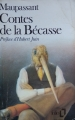 Couverture Contes de la bécasse Editions Folio  1985