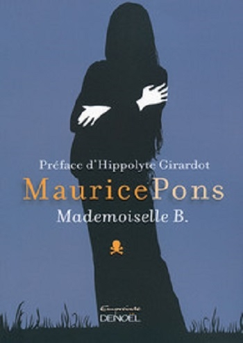 Couverture Mademoiselle B.