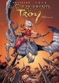 Couverture Les Conquérants de Troy, tome 4 : Le Mont Rapace Editions Soleil 2014
